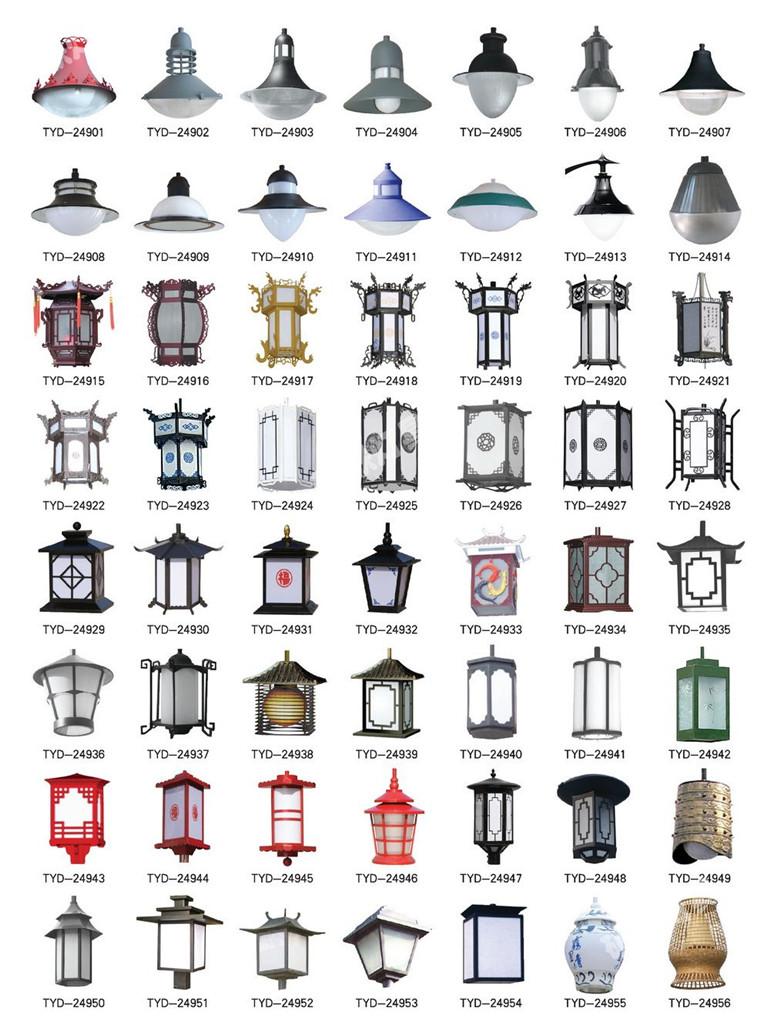 石家庄庭院灯